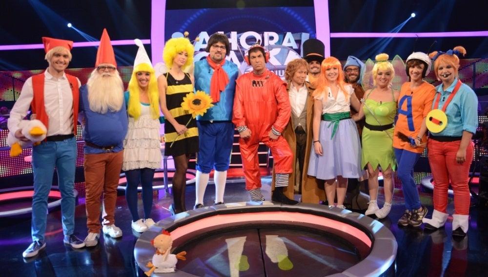 Antena 3 Tv Ahora Caigo Emite El Martes Un Especial Diminutos