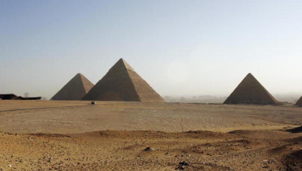 Las pirámides de Keops