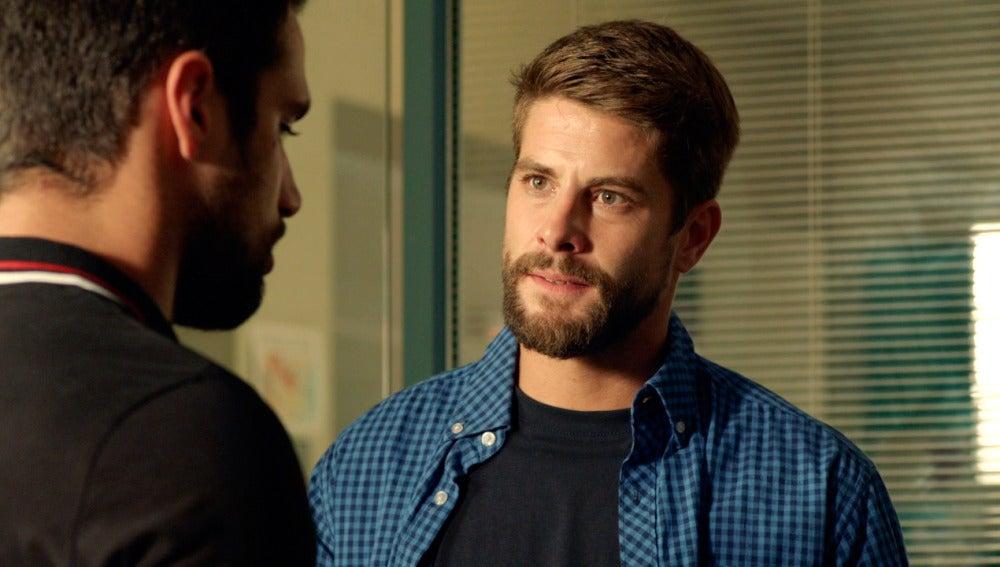 Salva se sacrifica para que Lucas no vaya a la cárcel