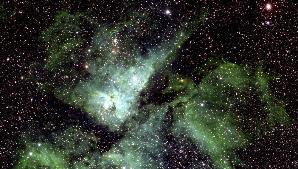 Imagen obra de dos gaditanos elegida como 'foto del día' por la NASA