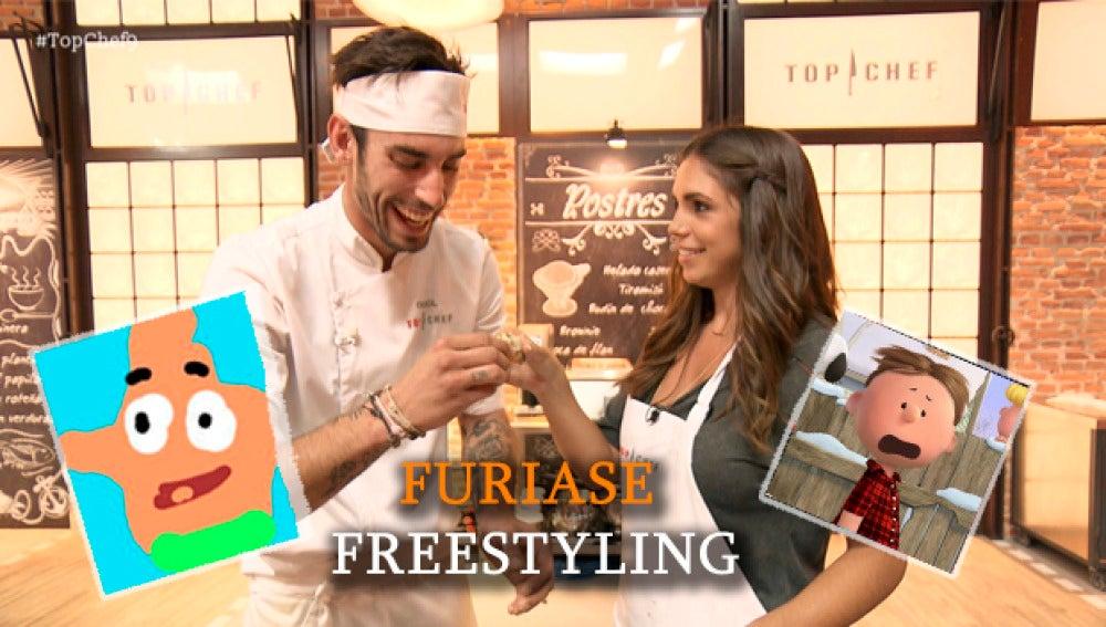 Episodio 9: Furiase Freestyling