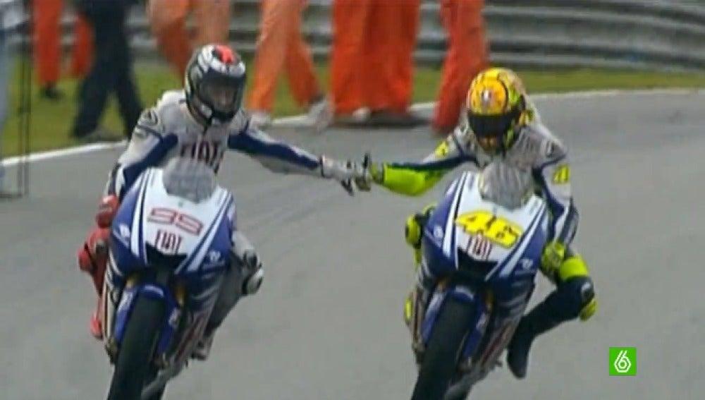 Lorenzo y Rossi