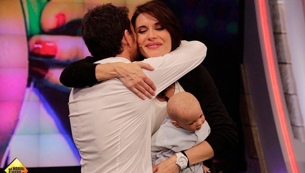 Alberto Chicote con Pilar Rubio