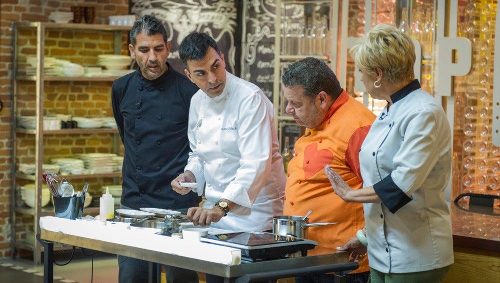 Ramón Freixa visita Top Chef