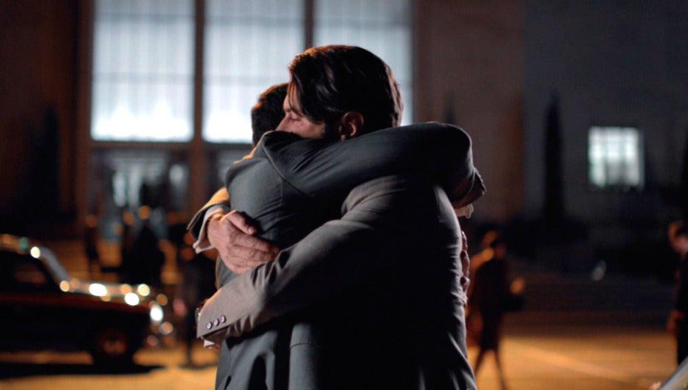 """Alberto se despide de Mateo: """"Te quiero hermano"""""""