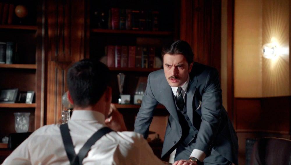 """Mateo a Alberto: """"Dile que no puedes vivir sin ella"""""""