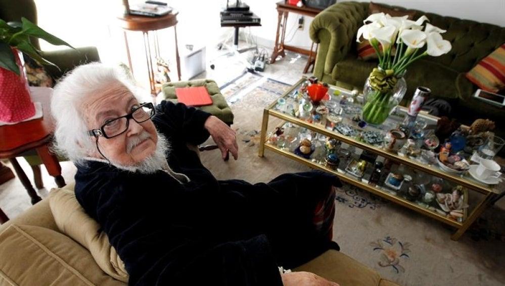 El escritor mexicano, Fernando del Paso