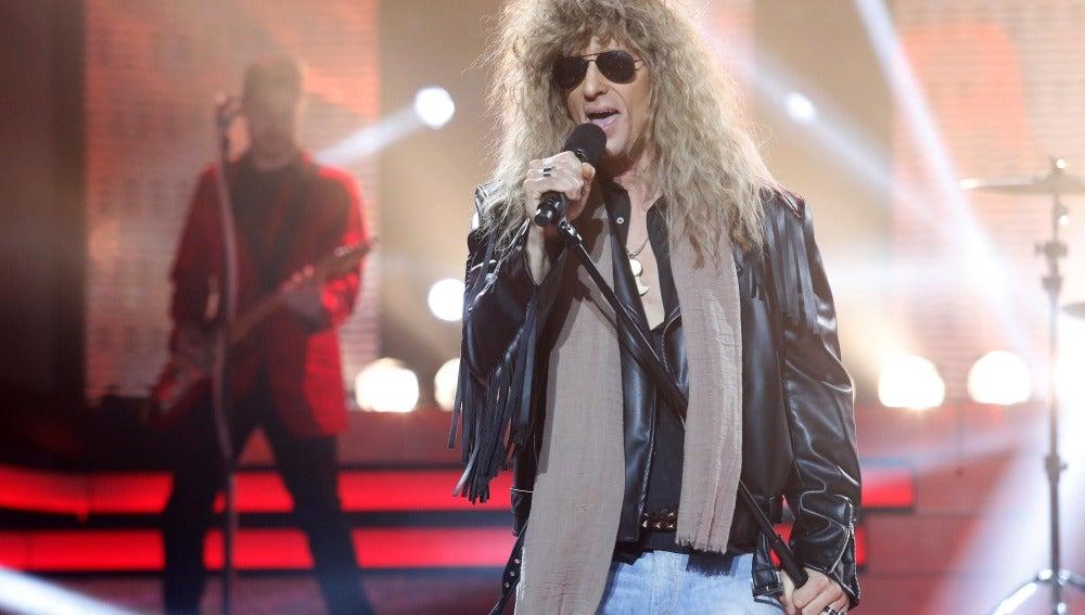 """El Pablo Puyol más rockero canta """"Livin' on a prayer"""" como Bon Jovi"""
