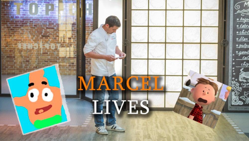 Episodio 10: Marcel lives