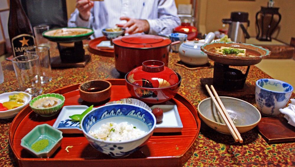 Los japoneses comen mejor que tú, Pepe. Y LO SABES