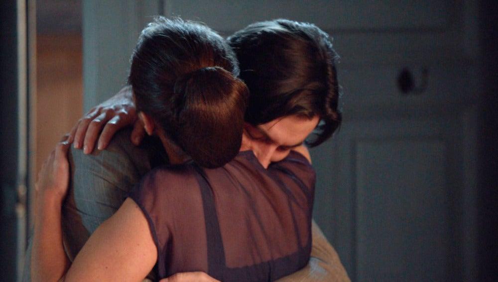 Mateo y Ana no pueden vivir sin Alberto
