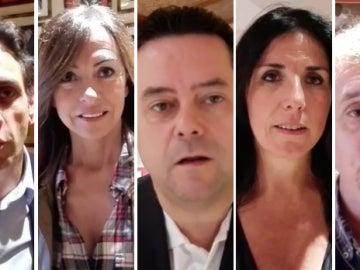 Las respuestas de los periodistas
