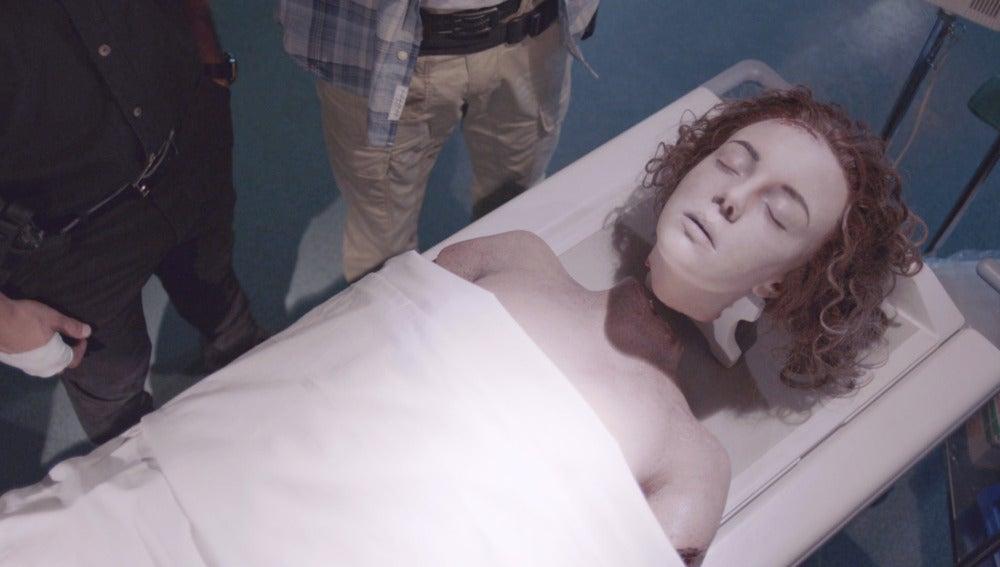 El cadáver de Ainhoa