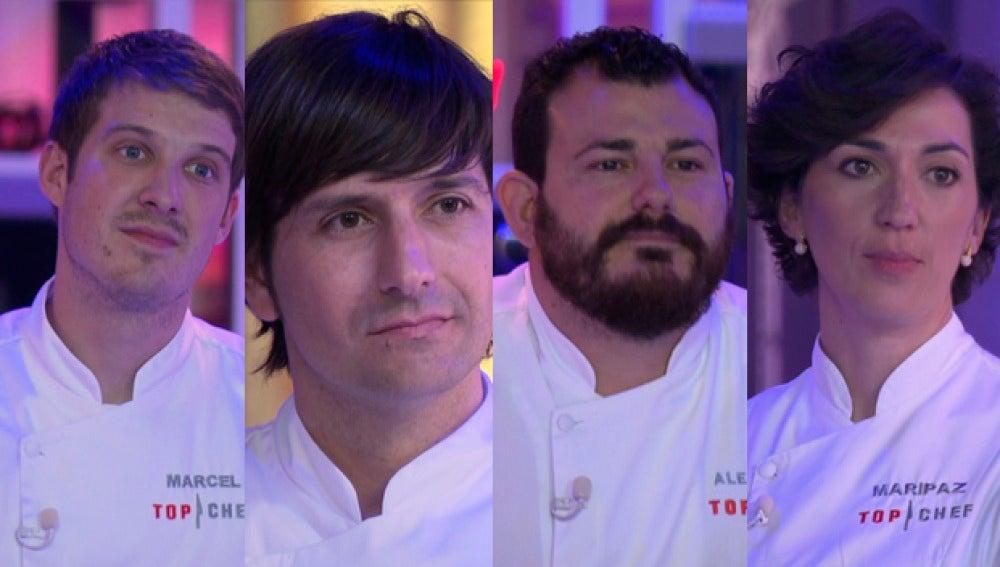 Un programa clasificatorio dará lugar al primer semifinalista de 'Top Chef'