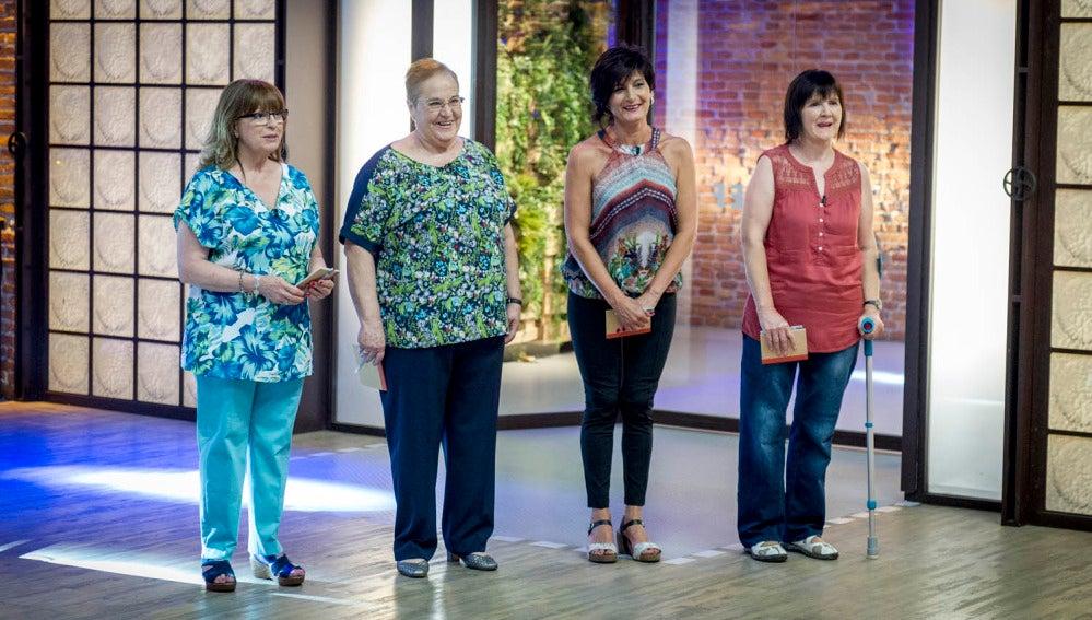 Un jurado de lujo: las madres de los concursantes