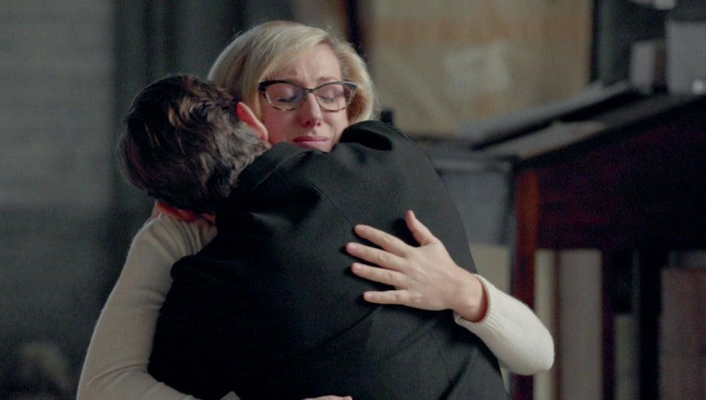 Rita oculta a Pedro los resultados del ginecólogo