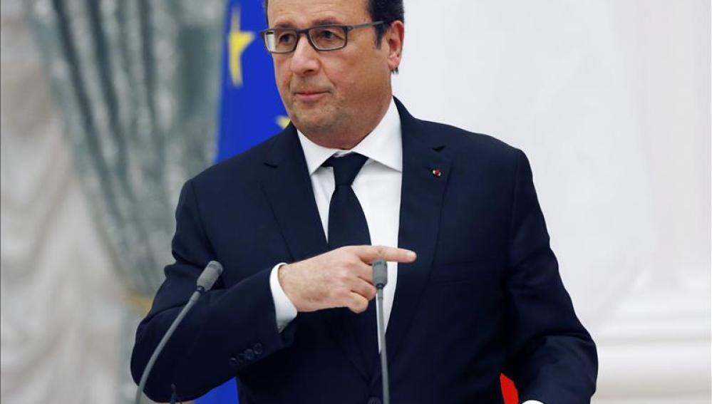 Discurso de Hollande