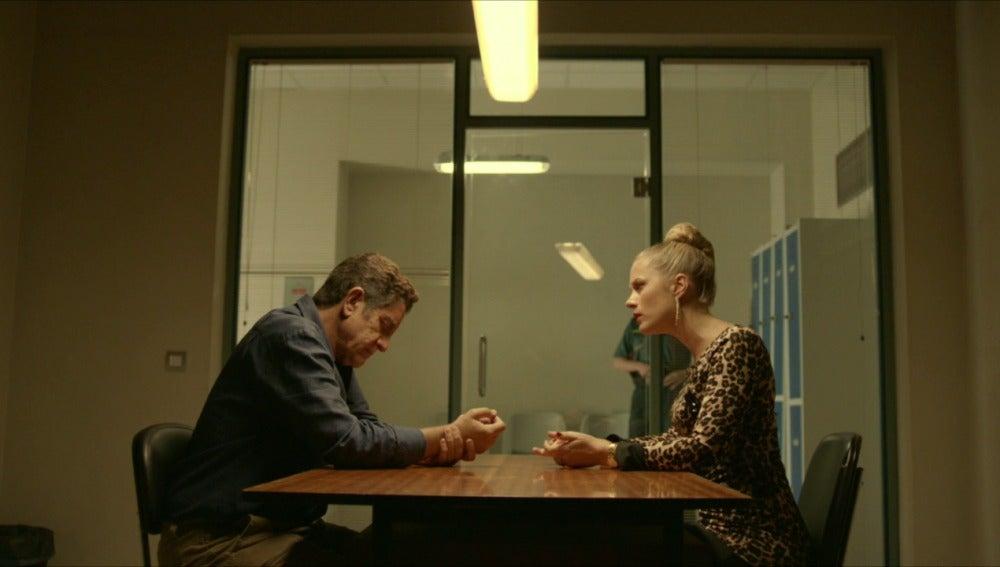 Agneska y Juan Rueda