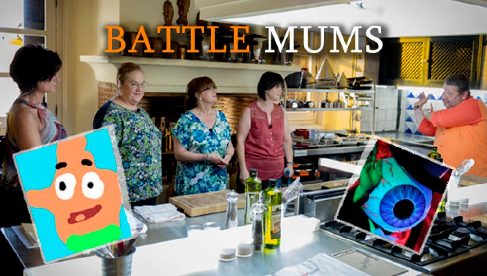 Episodio 12: Battle Mums