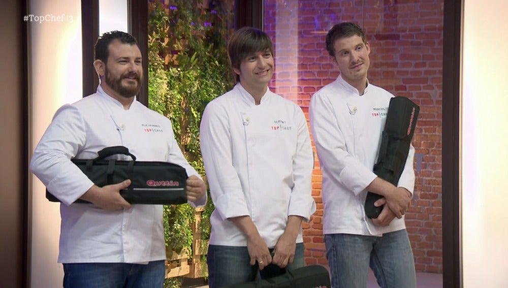 Avance 'Top Chef' Despensa a ciegas