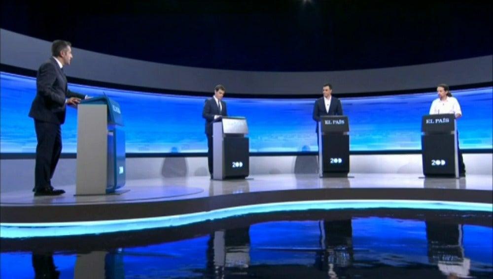 Cataluña y el derecho de autodeterminación presentes en el primer debate electoral digital