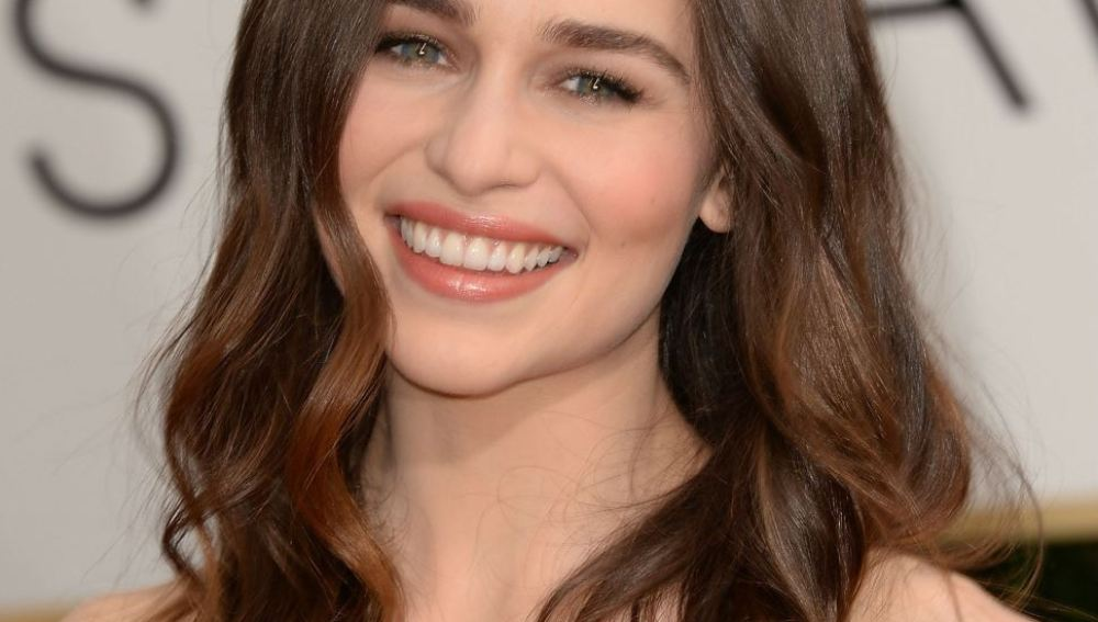 2. Emilia Clarke. Otra de las actrices que alterna entre la gran y la pequeña pantalla. Ahora mismo está preparando más capítulos de 'Juego de Tronos ', pero en el cine también nos sorprenderá con alguna película.