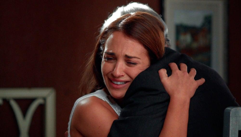 """""""Voy a tener un hijo de Alberto y no le voy a tener a él"""""""