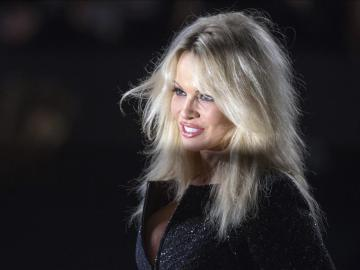 La actriz y modelo Pamela Anderson