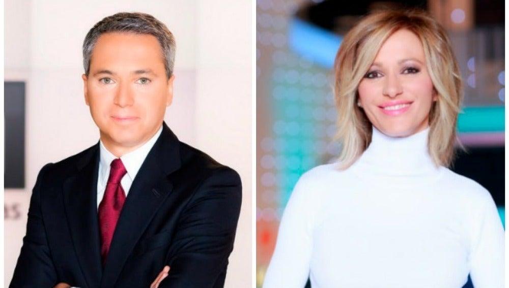 Susanna Griso y Vicente Vallés analizarán el 7D: El Debate Decisivo