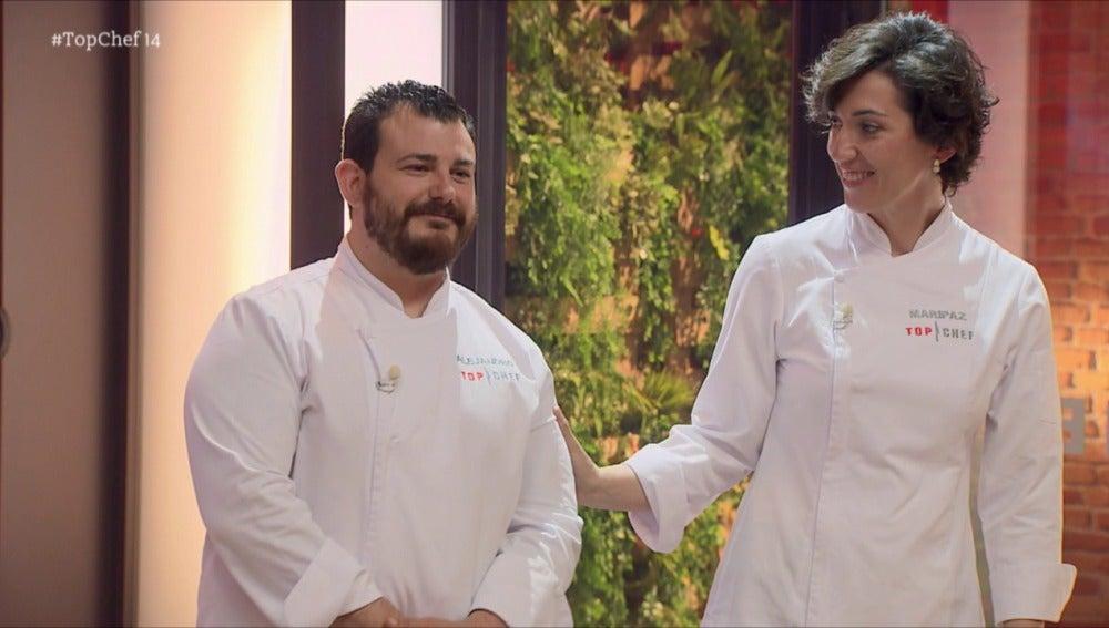 Alejandro consigue la segunda plaza en la final de Top Chef