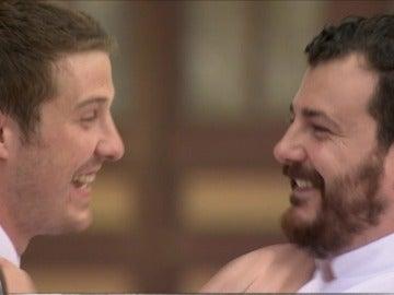 Marcel y Alejandro