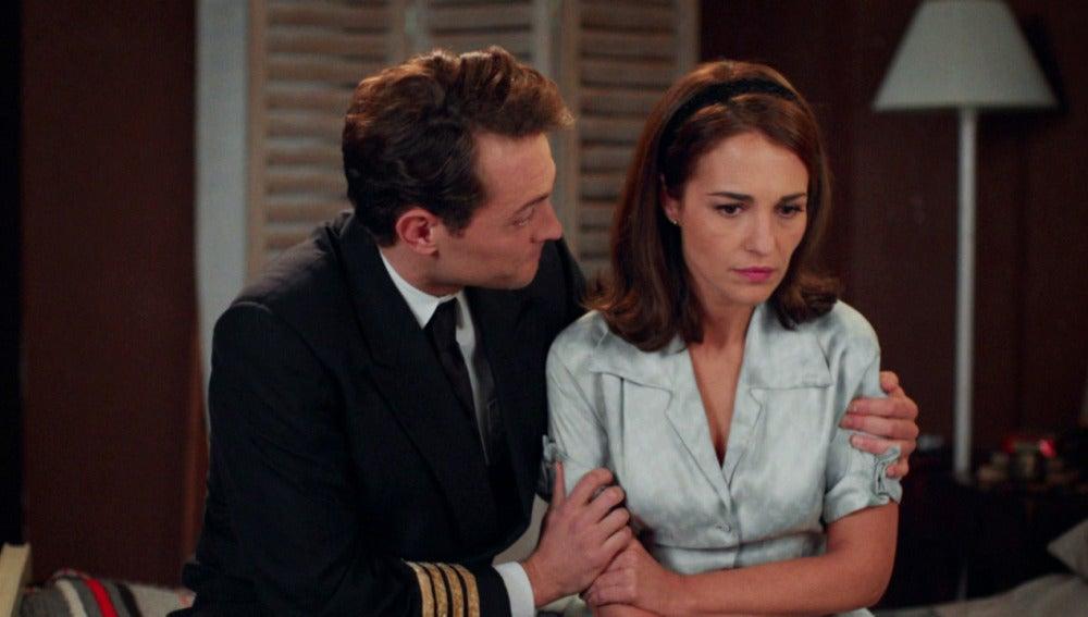 Carlos busca hacerse un hueco en la vida de Ana