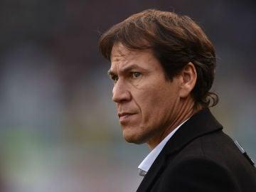 Rudi García, entrenador de la Roma