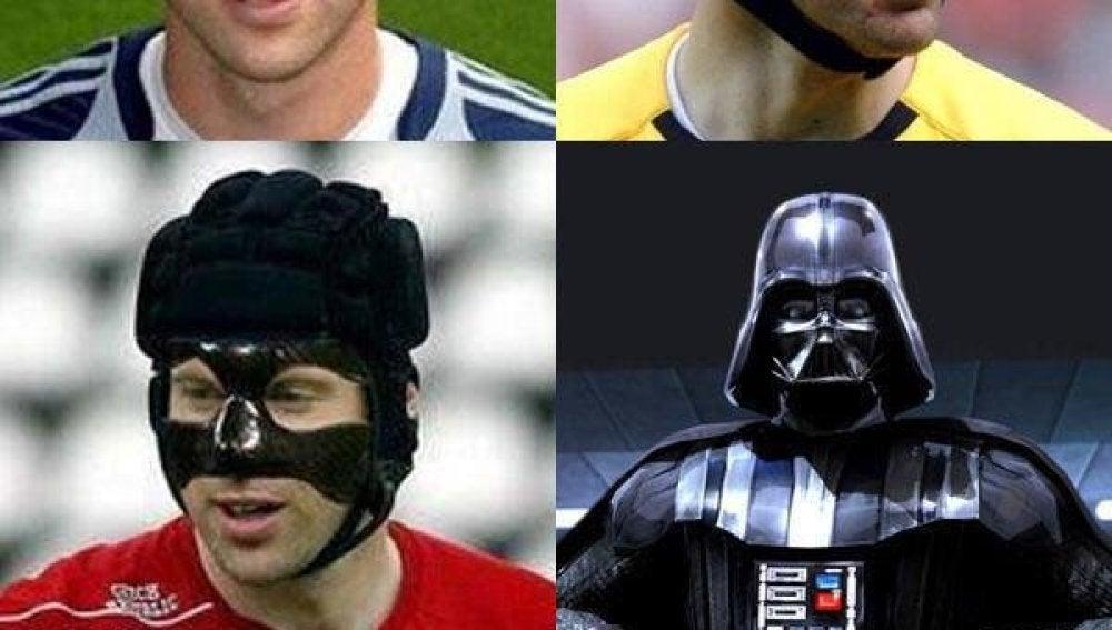 La 'evolución' de Petr Cech