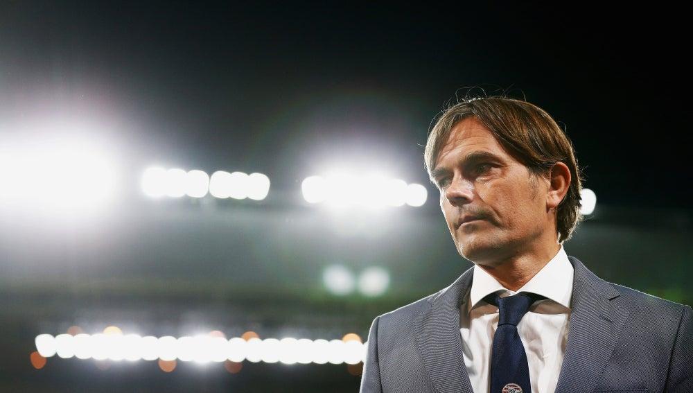 Phillip Cocu, técnico del PSV Eindhoven