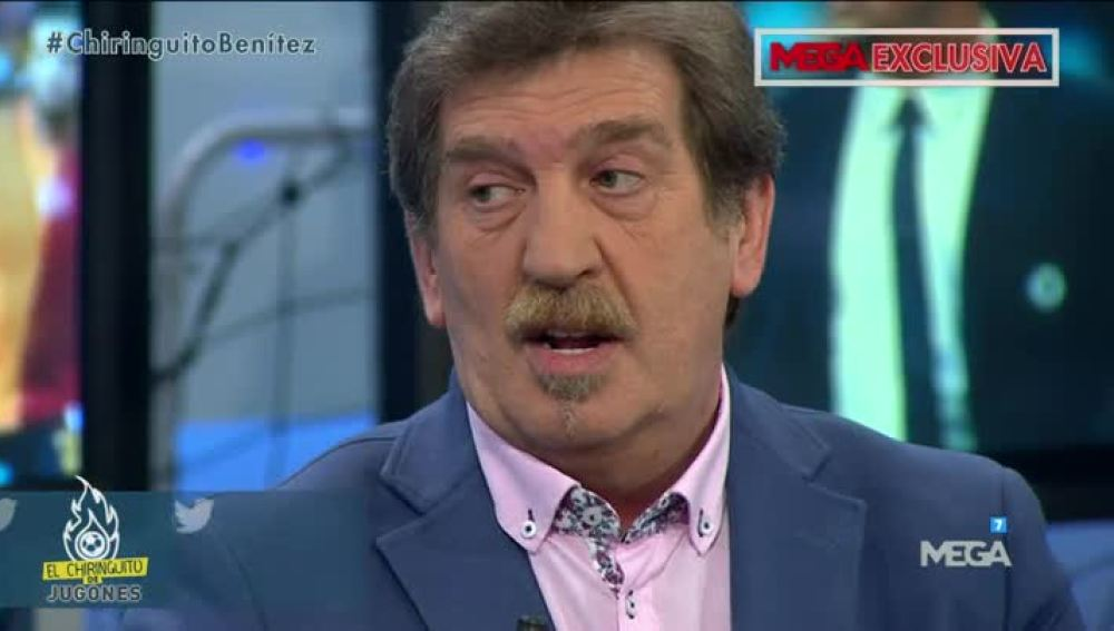 MEGAEXCLUSIVA de Iñaki Cano en 'El Chiringuito de Jugones'.