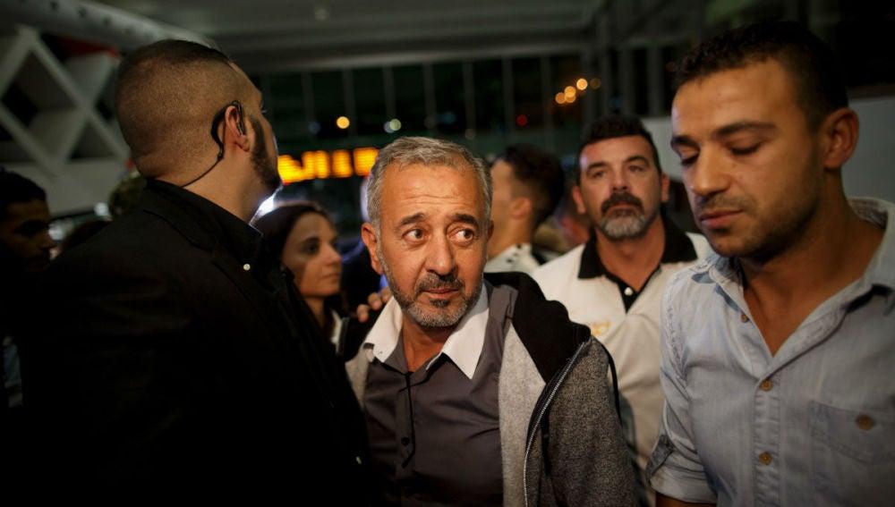 Osama Abdul Mohsen, refugiado sirio acogido en Getafe