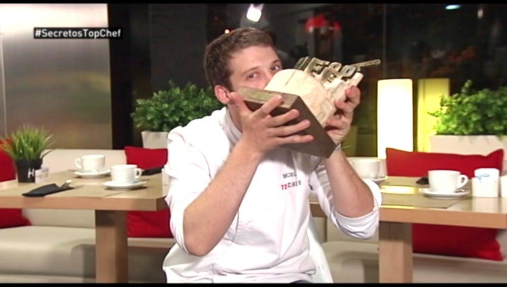 """Alberto: """"Marcel es un muy digno ganador de Top Chef"""""""