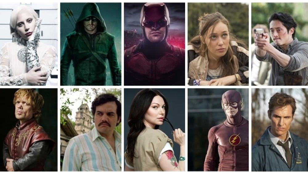 Las 10 mejores series según IMDb