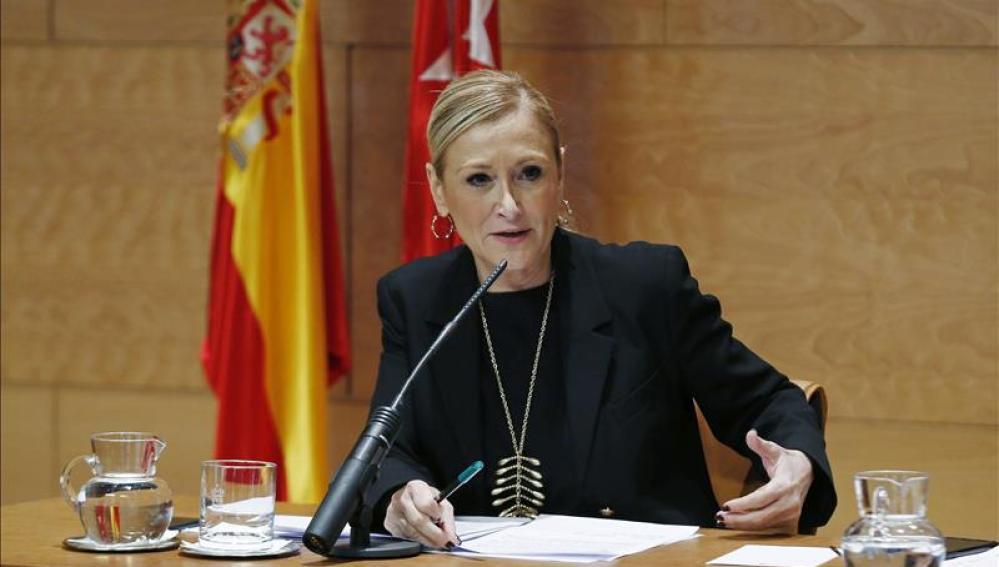 Cristina Cifuentes (presidente de la Comunidad de Madrid)