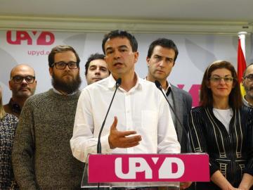 Andrés Herzog, antiguo líder de UPyD