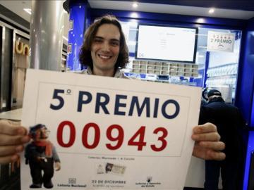 El propietario de una administración de A Coruña ha repartido un quinto premio