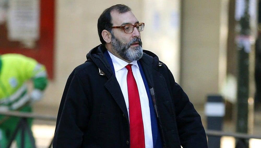 El juez del caso Púnica, Eloy Velasco