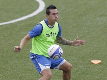 Alfredo Pacheco, en una imagen de 2012