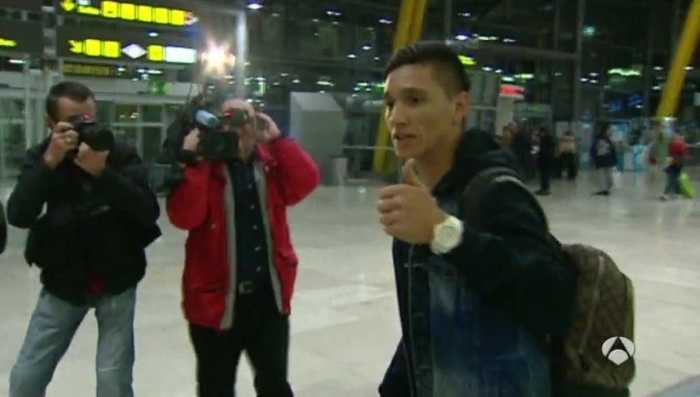 Kranevitter en el aeropuerto