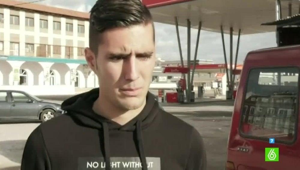 Sergi Guardiola habla con los medios
