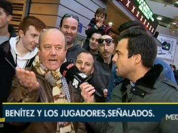 Nacho Peña en la Puerta 55