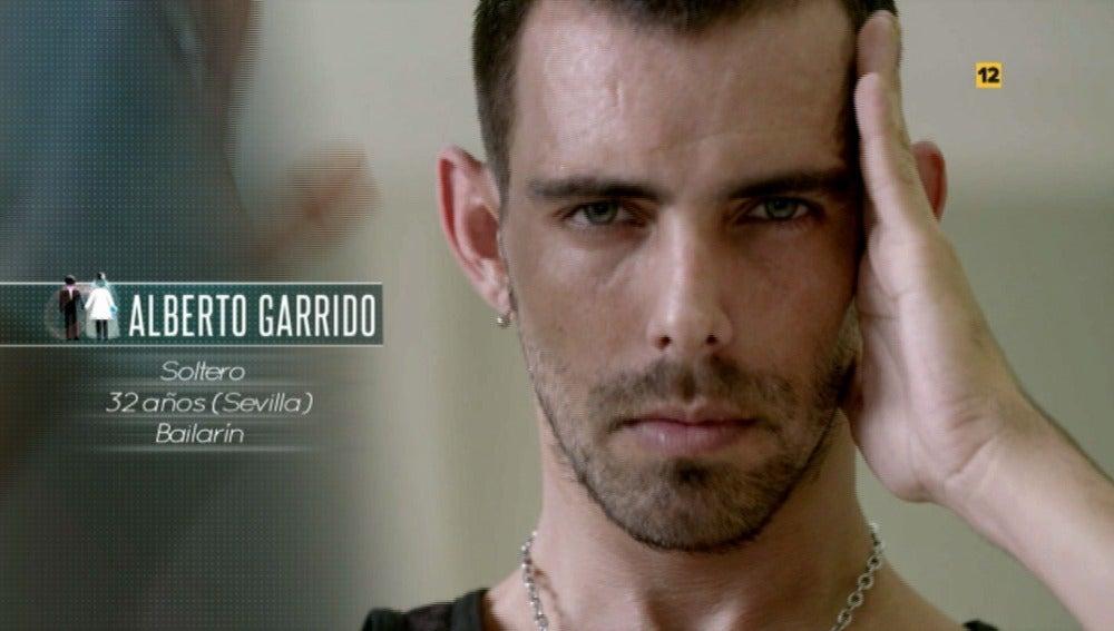 """Alberto Garrido: """"Me gustan los chicos muy masculinos"""""""