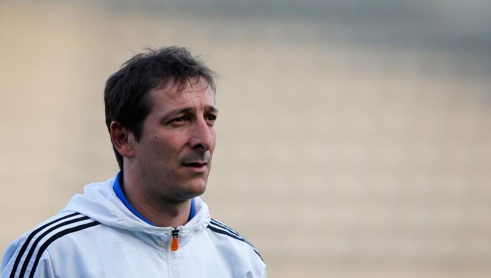 Luis Miguel Ramis, nuevo entrenador del Castilla