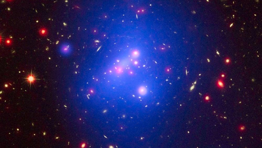 Cúmulo de galaxias
